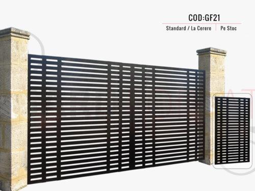 Poarta model gf21