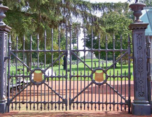 Sfaturi pentru gardurile si portile din fier forjat