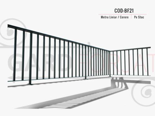 Balustrada BF 21