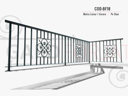 Balustrada BF18