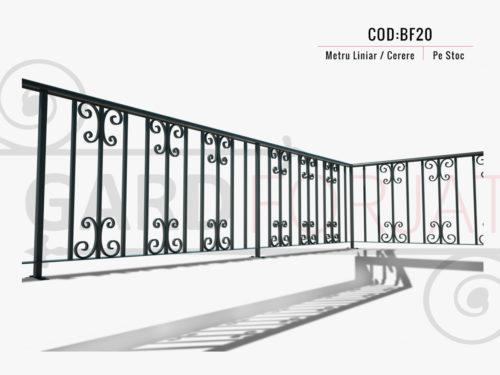 Balustrada BF20