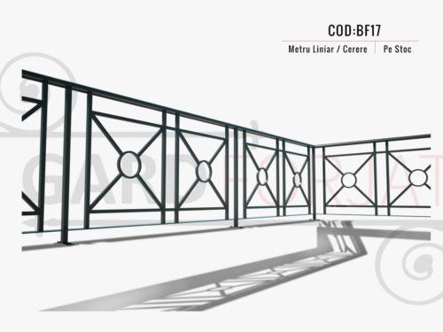 Balustrada BF17